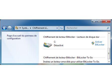 protéger disque dur externe par mot de passe
